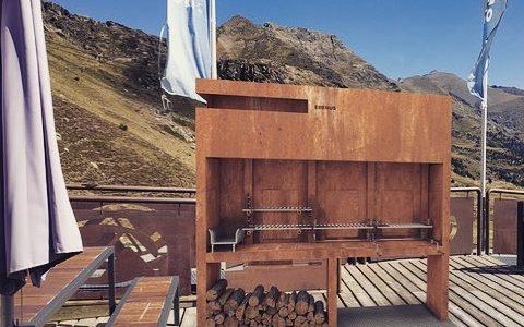 Com triar la millor barbacoa exterior. Barbacoes Erebus Grup ADINSOL Andorra Disseny i Qualitat, barbacoes per a la seva llar negoci nou edifici o xalet
